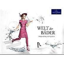 81ca918d9fc715 Villeroy   Boch Katalog 2017 Welt der Bäder Werbung