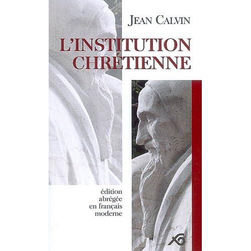 Institution Chretienne (l')