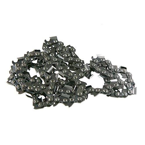 Jrl 50,8 cm Chaîne de tronçonneuse Moulin à chaîne pour lame de découpe lisse extérieur outils 325lp 76dl