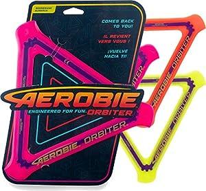 Aerobie 6046408 - Orbiter Boomerang, dreieckiger Boomerang mit Durchmesser...