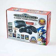 Arcade Classic Sega Mega Drive Console Mortal Kombat Edition (UK PLUG)
