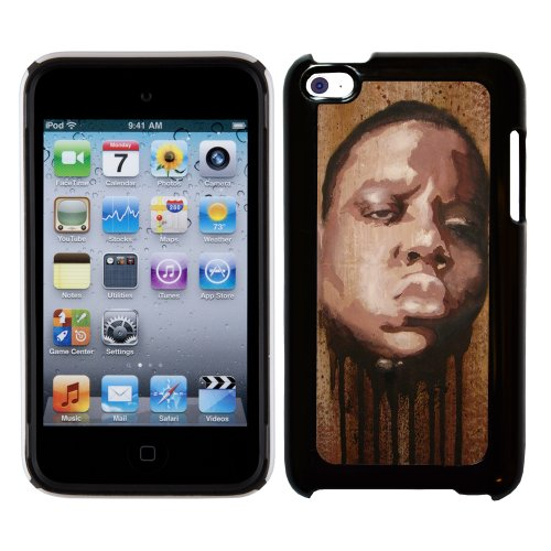 Notorious Big Biggie case Fits Apple iPod Touch 4th Generation Gen cover rigida (1)