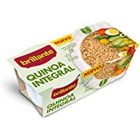 Brillante Vasito Quinoa Integral - Paquete de 2 x 125 gr - Total: 250 gr