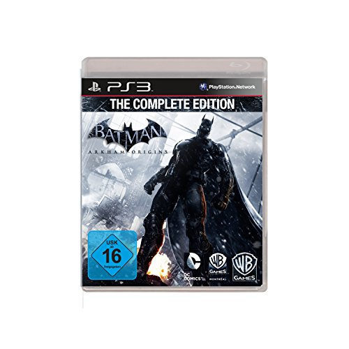 Fett Batman Kostüm - Batman: Arkham Origins - The Complete Edition - [Playstation 3]