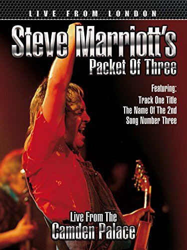 Steve Marriott's Packet Of Three - Live From London [OV] (Face About Rock)