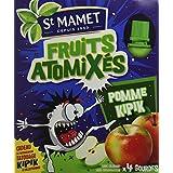 SAINT MAMET Gourdes Atomixés Pomme Kipik - Lot de 4