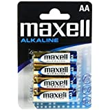 MAXELL AA LR06 Alcaline Blister de 4
