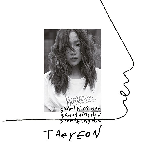 SM Entertainment TAEYEON - Something New (3rd Mini Album) CD+Booklet+Folded Poster+Free Gift