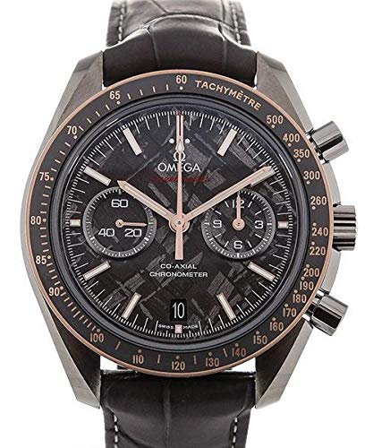 Omega Speedmaster Moonwatch Omega Co-Axial Chronograph 44,25 mm Grey Side of The Moon Meteorite 311.63.44.51.99.002