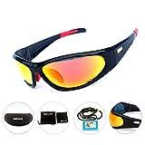 Best Occhiali da golf - HCMAX Occhiali da Sole Sportivi Polarizzati Protezione UV400 Review