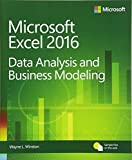 Best Libros de Excel - Microsoft Excel 2016. Data Analysis and Business Modeling Review