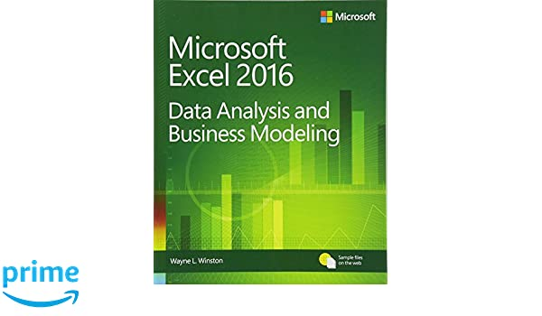 Amazon.fr microsoft excel data analysis and business modeling