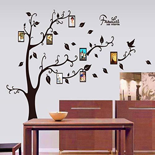 Diy Foto Baum Pvc Wandtattoo Kreative Wohnzimmer Schlafzimmer Klebstoff Wand Dekoration Home Interior Dekoration Zubehör Stiker -