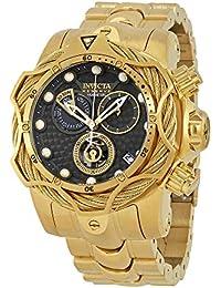 e74f70f45a38 Invicta Reserve Reloj de Hombre Cuarzo Suizo Correa y Caja de Acero 27699