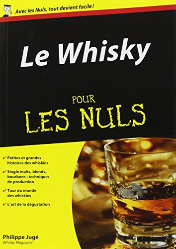 Whisky Mégapoche pour les Nuls par Philippe JUGE