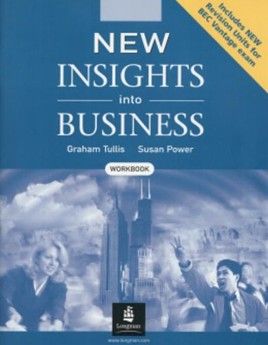 New Insights into Business BEC Workbook New Edition