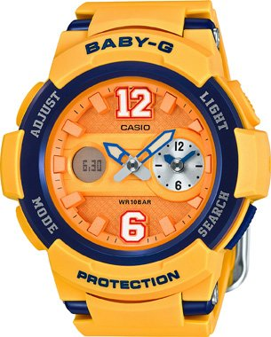 Casio Damas Watch Baby-G Reloj BGA-210-4B