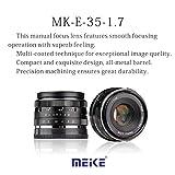 Meike Objektiv, manueller Fokus, 35mm f/1,7 - 6