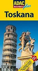 ADAC Reiseführer plus Toskana: Mit extra Karte zum Herausnehmen