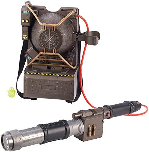 Mattel DRW72 Ghostbusters Protonenrucksack-Projektor, Actionfiguren
