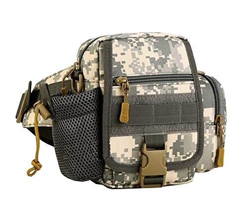 Sport Outdoor Multifunktionale wasserdichte Beutel Taille Pack Mehrfarbig 08