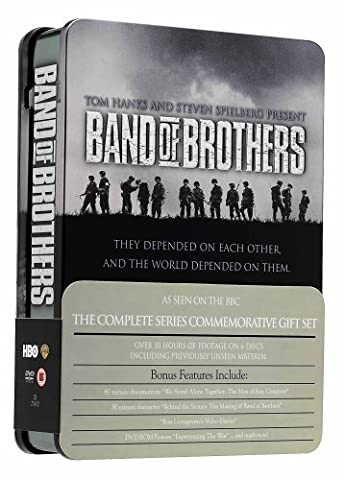Band Of Brothers: Complete HBO Series (Limited Edition Commemorative 6-Disc