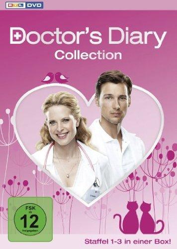 Doctor's Diary Collection - Staffel 1-3 in einer Box [6 DVDs] - Entspannen Medizin