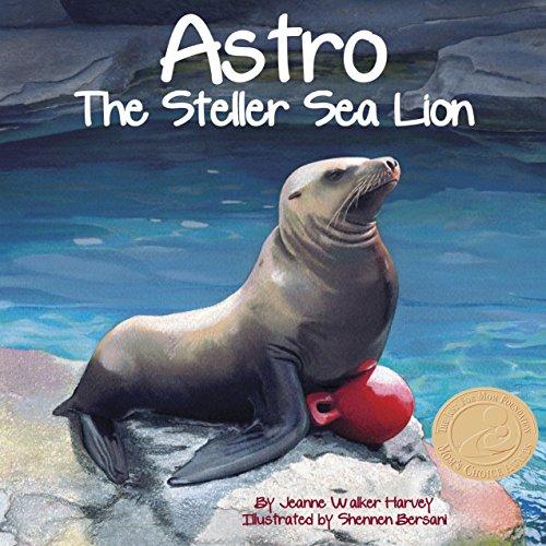 Astro: The Steller Sea Lion  Audiolibri