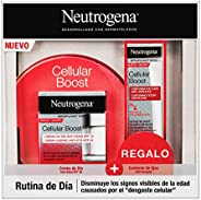 Neutrogena Cellular Boost Antiedad Pack con Crema de Día y Contorno de ojos