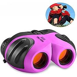 TOP Toy Regalos para niñas Adolescentes, Bikáculos compactos a Prueba de Golpes para niños Ideas de Regalos para niñas Adolescentes Juguetes para niñas de 3-12 años Purple TTUKTT06