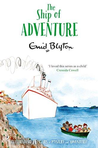 The Ship of Adventure (The Adventure Series) por Enid Blyton