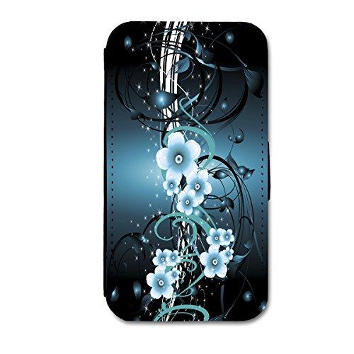 Étui de protection à rabat latéral Coque design27-Etui coque housse etui case pour Apple iPhone 5Apple iPhone 5S