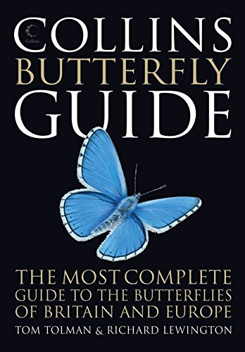 [Collins Butterfly Guide: The Most Complete Guide to the Butterflies of Britain and Europe] (By: Tom Tolman) [published: April, 2009]
