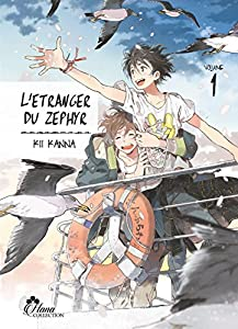 L'étranger du Zephyr Edition simple Tome 1
