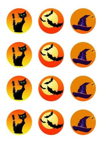 ke Halloween Tortenaufleger Amerikaner HW05 (Nach Der Halloween-sales-online)