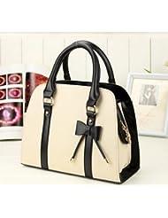 Sac à main élegant , sac femme classique, sac en plusieurs couleurs, sac Mode 2014 - Beige