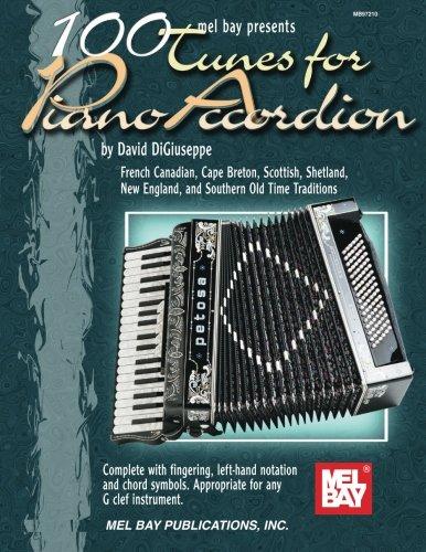 100 Tunes for Piano Accordion