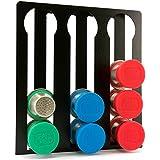 Titulaire Nespresso Capsule pour OriginalLine Nespresso Pods - Café Vertical Pod de stockage jusqu'à 12 Pods