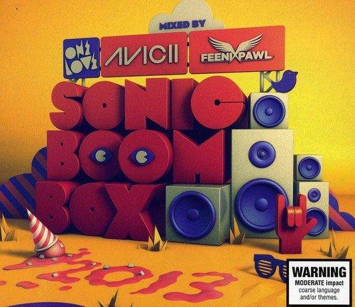 Preisvergleich Produktbild Sonic Boom Box 2013