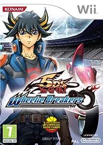 Yu-Gi-Oh! 5D's Wheelie Breakers (Wii) [import anglais]