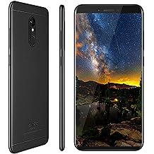 Vernee M6 Smartphone 4G de Pantalla Grande 5.7 Pulgadas, Cámara Dual 16MP+13MP,