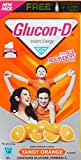 #5: Glucon-D Glucon D Instant Energy, Orange, 1kg with Free Sipper Bottle Worth Rupees 100