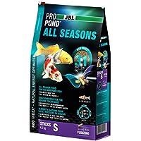 JBL 4125000Todo el año Forro Koi, Nadando Forro Sticks, Temporada Forro, propondall Seasons, tamaño S, 4300g