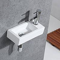 Lavandini bagno: Fai da te: Lavabi, Incassato, Montaggio a parete ...