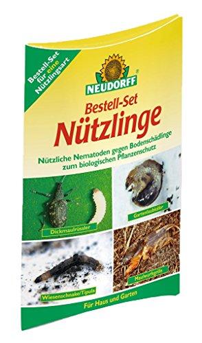 Neudorff Bon de commande pour auxiliaires utiles contre les ravageurs des sols