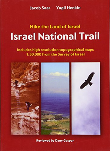 Israel National Trail: Hike the Land of Israel