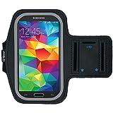 i2 Gear Laufen & Übung Armband für Samsung Galaxy S6 S5 S4 iPhone 6/6 s (4,7) (Schwarz) …