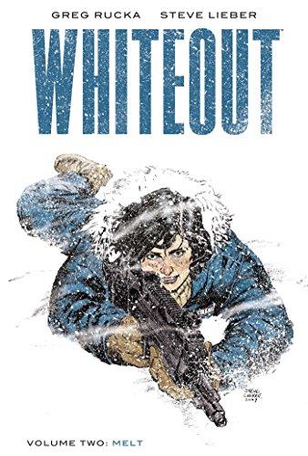 Whiteout Voume 2: Melt - The Definitive Edition: Melt - The Definitive Edition v. 2 (Whiteout (Paperback))