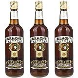 Belmont Estate Sangsters Gold Coconut Rum (3 x 1,0l)