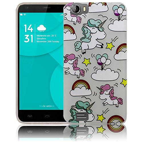 thematys Passend für Doogee T6 Pro Dual 5.5